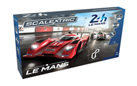 Scalextric Bilbane - Le Mans Sports Car Set
