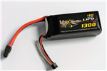 4s  1300mAh - 65C - Nano Graphene XT60 Long