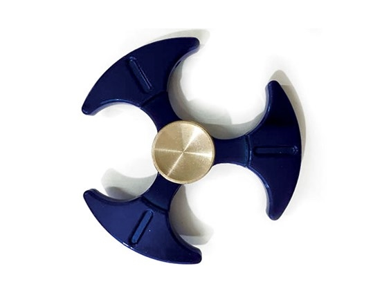 elefun.no Fidget Spinner - Metal Wings