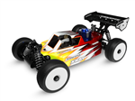 JConcepts Illuzion Xray XB9 Finnisher 1/8 Body