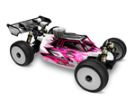 JConcepts Silencer Hot Bodies D812 1/8 Body-Clear