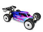 JConcepts Silencer Mugen MBX-7 ECO 1/8 Body-Clear