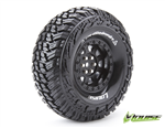 Louise Tire & Wheel CR-Griffin 1.9 Black (2)