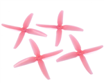 HQ Durable Prop 5X4X4V1S Light Pink (2CW+2CCW)