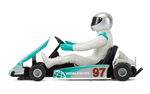 Scalextric Team Super Kart