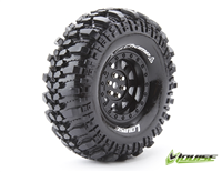 Louise Tire & Wheel CR-Champ 1.9 Black (2)