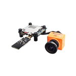 RunCam Split2 FPV Camera Orange NTSC/PAL