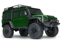 Traxxas TRX-4 Land Rover Defender Green 1/10 RTR