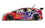 Scalextric BTCC Honda Civic Type R - Jeff Smith