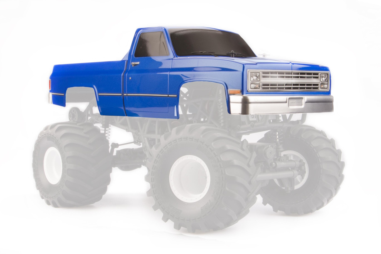 MST-720002B MST Pick-Up Body - Blue