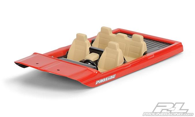 Proline Interiør for 1/10 Crawler Karosseri