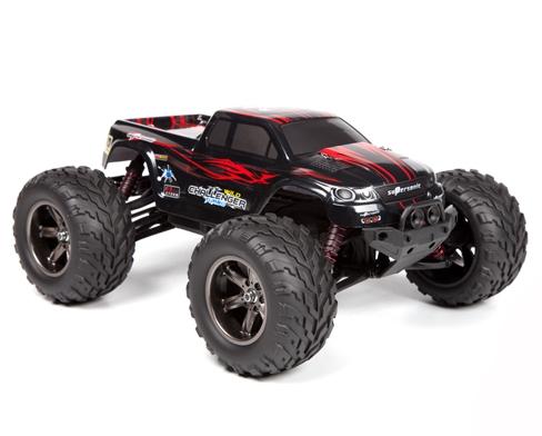 BlackZon Wild Challenger Monstertruck RTR - Rød
