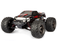 XH Wild Challenger Monstertruck RTR - Rød