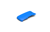 Ryze Tello Part4 Snap On Top Cover - Blue