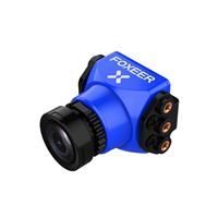 Foxeer Arrow Mini Pro 1.8mm OSD FPV Camera Blue