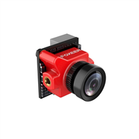 Foxeer Predator Micro OSD FPV Camera Red