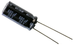 Panasonic FR 35V 680uF Low ESR Capacitor