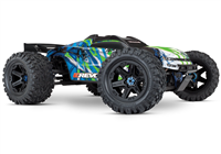 Traxxas E-Revo Brushless 2.0 1/10 EP - RTR Green