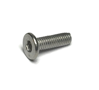 M3x10mm flat head bolt-stainless steel (1)