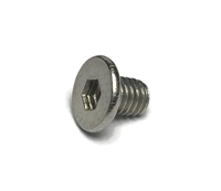 M3x4mm flat head bolt-stainless steel (1)