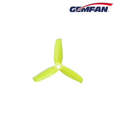 Gemfan Flash Durable 3 Blade 3052-Lemon Yellow