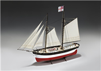 Amati - Hunter Q-Ship 1:60