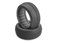 JConcepts Chasers 1/8 Buggy Tire - Red MS