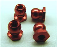 CRC-13615 Anodized Low Roll Center Balls (4)
