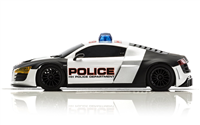 Scalextric Audi R8 Police Car