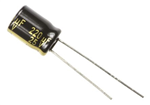 Panasonic FM 25V 220uF Low ESR Capacitor