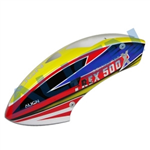 HC5125T 500X Painted Canopy