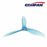 Gemfan Flash Durable 3 Blade 5149-Clear Blue
