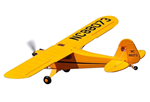 Top RC J3 Cub Gul - PNP