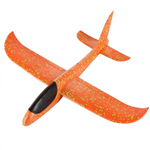 Top RC Mini Glider Kastefly Oransje