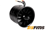 FMS Ducted Fan 90mm 12-Blads m/ 3546-KV1900 Motor