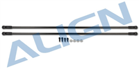 H7NT007XXT 700 Tail Boom Support Rods
