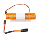 Fuse LED - Varsellamper - Gul