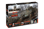 ITALERI 1:35 - World of Tanks - P26/40 Limited