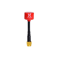 Foxeer Lollipop V2 RHCP Antenna SMA RED 2st