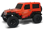 HSP Jeep 4WD 1:10 Orange - Komplett