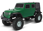 HSP Jeep Trail Rider Green - Komplett