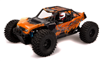 HSP Verdikt Rock Racer 1:8 Brushed - Orange RTR