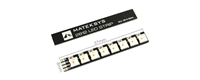 Mateksys 2812 LED Strip Slim 8xLED 2stk