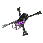 Rotor Riot Remix FPV Freestyle Frame (Purple)