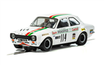 Scalextric Ford Escort MK1 - Brands Hatch 1971
