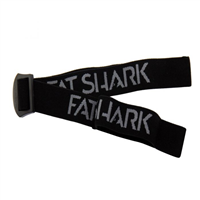 Fat Shark Black Strap for FPV Goggles