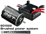 MST-601022 M54-26T Brushed power system