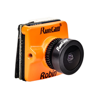 RunCam Robin FPV Camera 1.8mm NTSC/PAL Orange