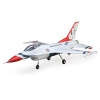 E-Flite F-16 Thunderbirds 70mm EDF BNF Basic AS3X