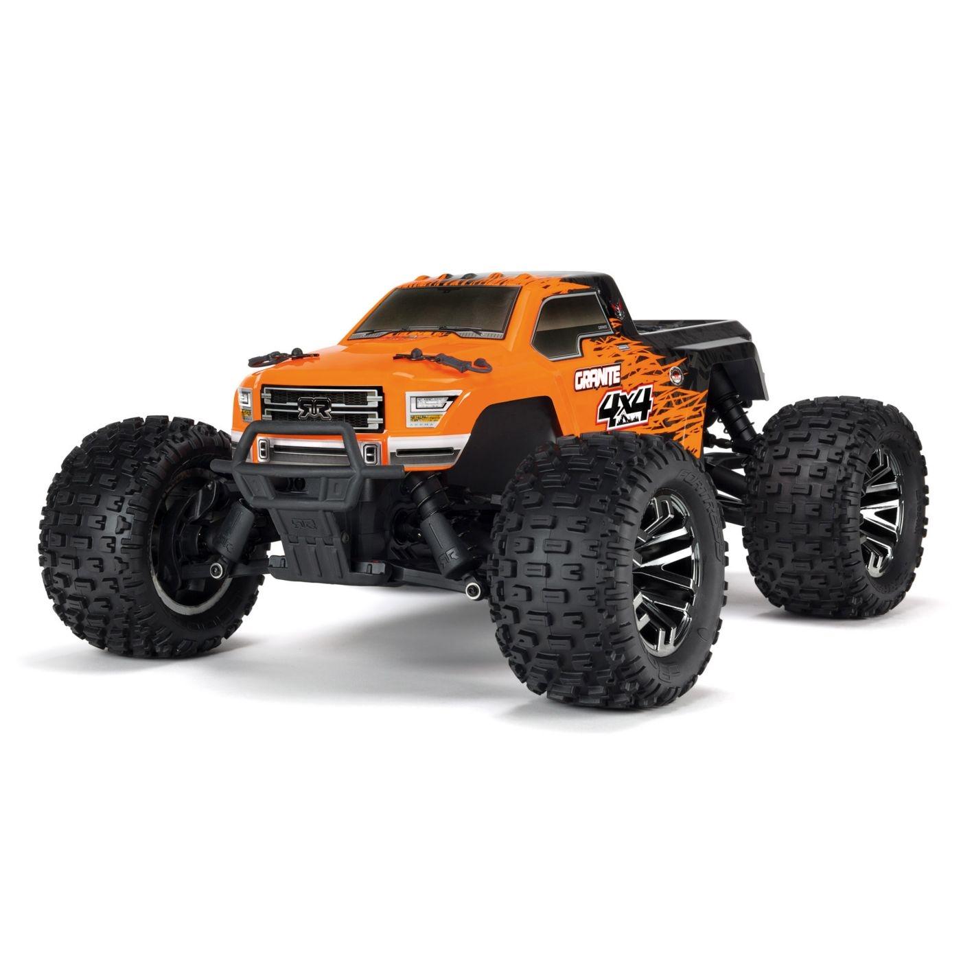 ARRMA Granite 4x4 3s BLX BL Monster Truck - RTR